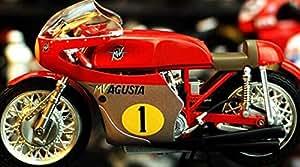 mv agusta 500cc Modèle réduit maquette de moto à monter en alliage modele de jouets Vehicule Miniature Echelle 1/12
