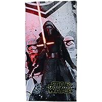 Star Wars - Toalla infantil microfibra 70x140 cm