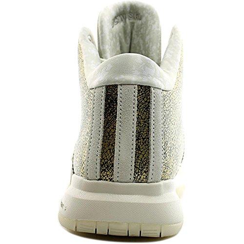 Adidas Wall 2 Synthétique Baskets CBlack-Talc-Owhite