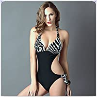 HAN-NMC taille haute maillot noir Maillot de bain Bikinis Boutique En Ligne Pas Cher Moins Cher Pas Cher En Ligne Eastbay À Vendre Prédédouanement Ordre 1UYM4KdHp