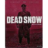 Dead Snow - Red vs. Dead, Dead Snow 2, Steelbook Blu-ray, Limited Steelbook Edition aus NL mit deutschem Ton, Uncut, Region B, Blu-Ray + Booklet (De/En) + Postkarte
