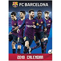 Offizielles FC Barcelona (La Liga) 2019 Fußball Kalender 420mm x 297mm (A3)