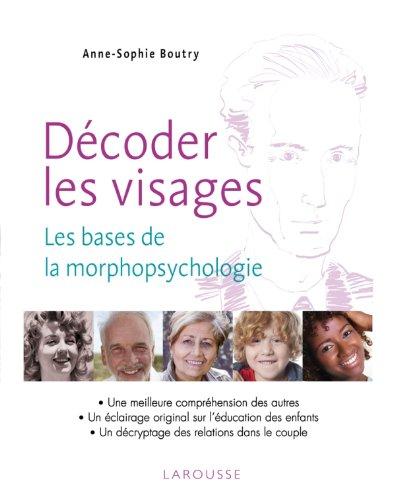 Décoder les visages : Les bases de la morphopsychologie