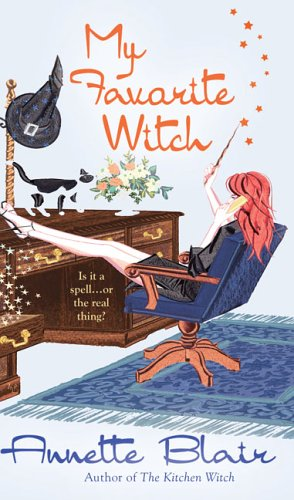 My Favorite Witch (Accidental Witch Trilogy, Book 2)
