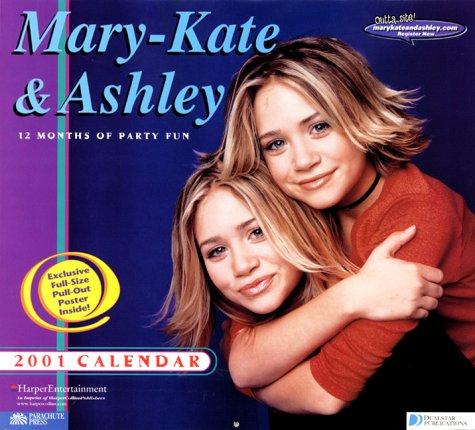 Mary-Kate & Ashley 2001 Calendar
