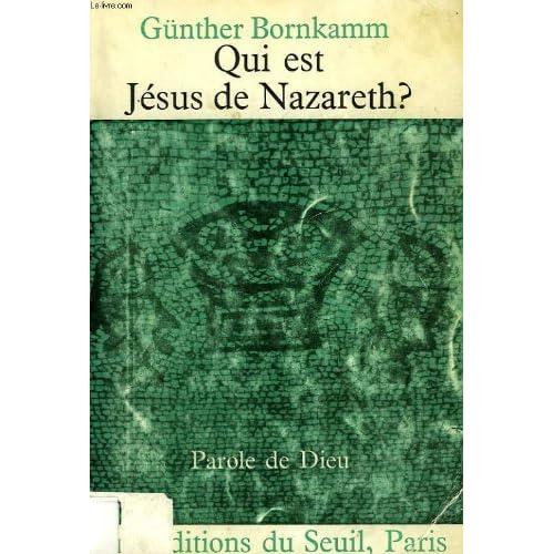 Qui est jesus de nazareth?