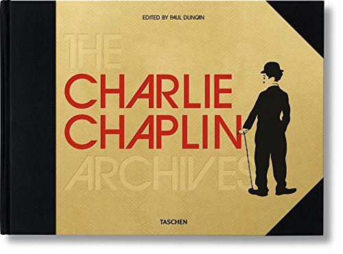 Charlie Chaplin Archives por Paul Duncan