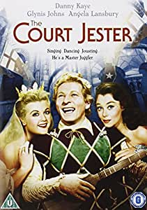 The Court Jester Dvd 1956 Amazon Co Uk Danny Kaye