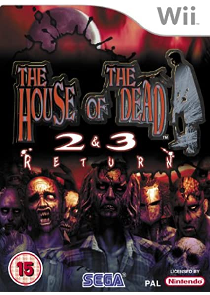 House Of The Dead 2 3 Return Wii Amazon Co Uk Pc Video Games