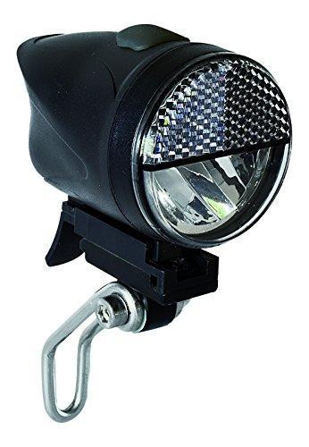Büchel Frontscheinwerfer Akku Sport, StVZO zugelassen, schwarz, 50640