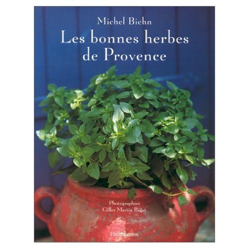 Les bonnes herbes de Provence