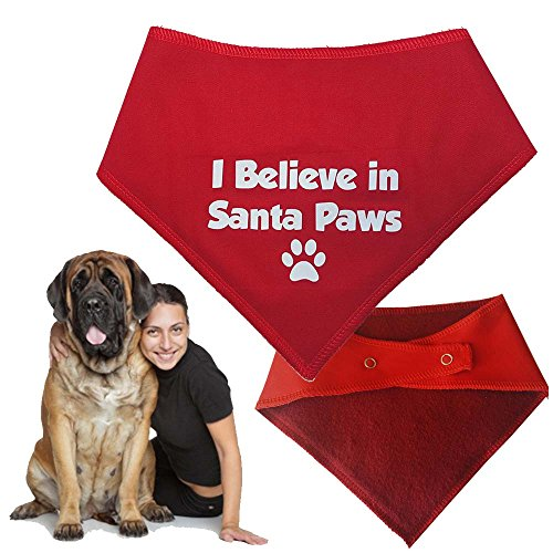 spoilt-rotten-pets-s4-i-believe-in-santa-paws-christmas-dog-bandana-all-breed-sizes-available-from-t