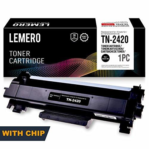 LEMERO Compatible Brother TN 2420 TN2420 TN2410 [con