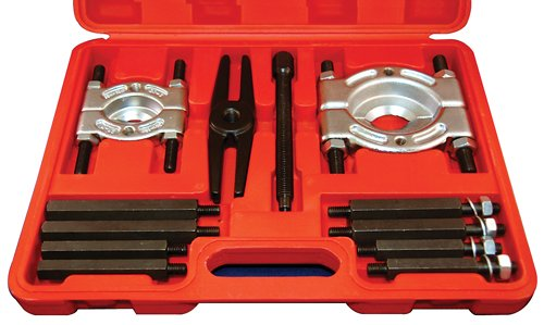 Bearing Puller Tool (ATD Tools 3056 Bar-Type Puller/Bearing Separator Set in Molded Storage and Carrying Case - 5 Ton Capacity by ATD Tools)