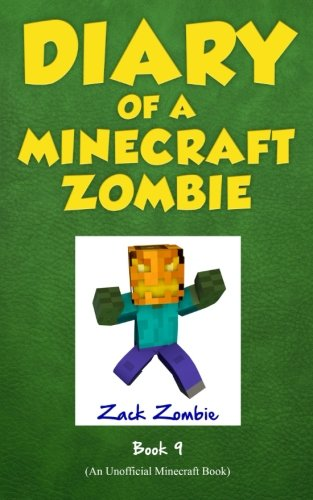 Diary of a Minecraft Zombie Book 9: Zombie's Birthday Apocalypse (Halloween Minecraft)