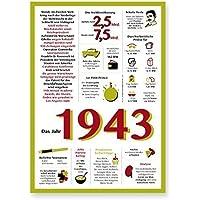 Tolle Geschenkidee: Jahreschronik 1943