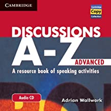 Discussions A-Z Advanced Audio CD (Cambridge Copy Collection)