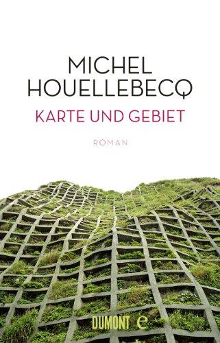 Buchseite und Rezensionen zu 'Karte und Gebiet: Roman' von Michel Houellebecq