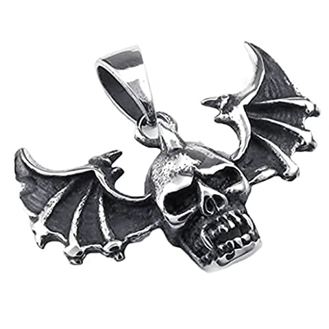 Beydodo Stainless Steel Necklace (Massive Chain) Irregular Shape 24Inch For Men