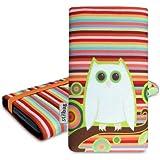 Stilbag Funda 'MIKA' para Sony Xperia Z3 compact - Diseño: Funny Owl
