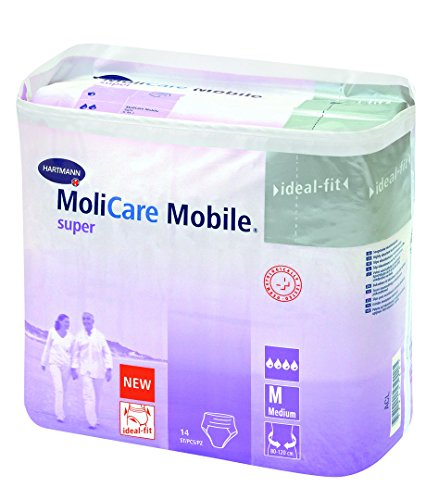 MoliCare Mobile super Gr. Medium - (56 Stück).