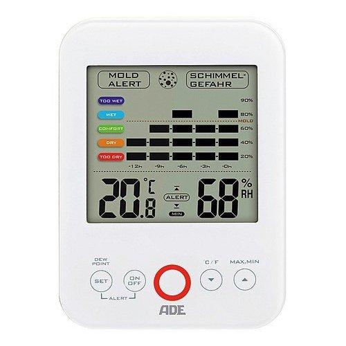 ADE Digitales Hygrometer WS 1500 mit...