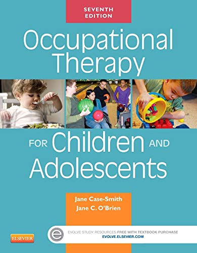 Occupational Therapy for Children and Adolescents (Case Review) Hardback Case
