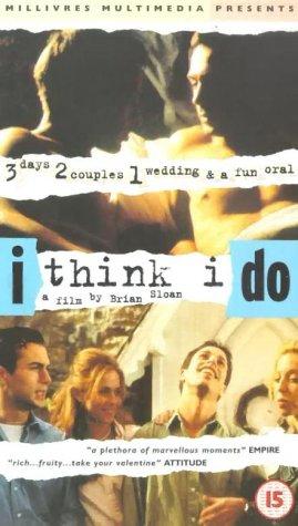 Price comparison product image I Think I Do [VHS] [1997]