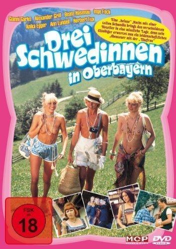 Drei Schwedinnen in Oberbayern (Aka 3 Schwedinnen in Tirol) [German import, region 0 PAL format] by Gianni Garko
