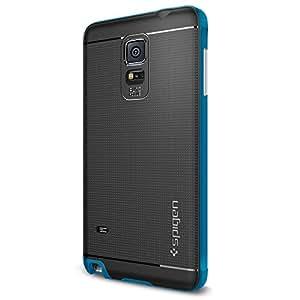 Spigen Galaxy Note 4 Case Neo Hybrid Electric Blue SGP11121