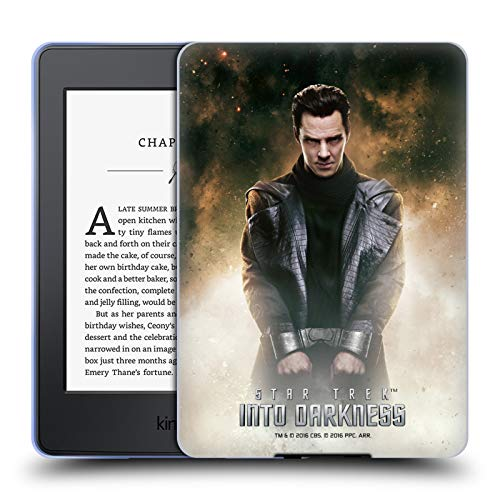 fizielle Star Trek Khan Zeitschriften Cover Into Darkness XII Soft Gel Hülle für Amazon Kindle Paperwhite 3 ()