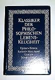 Klassiker der Philosophischen Lebensklugheit. 7 Bände -