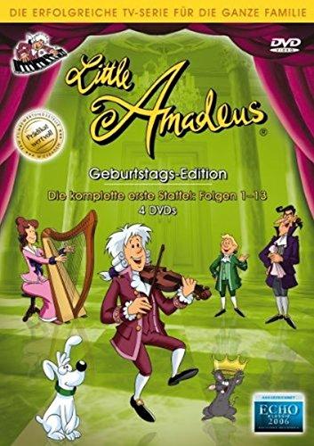 Bild von Little Amadeus - 1.Staffel / Folge 1-13 (2 DVDs)