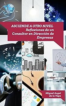 Asciende a otro nivel: Reflexiones de un Consultor en Dirección de Empresas de [de la Vega, Miguel A.]