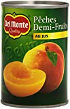 Del Monte Pêches Demi-Fruits au Jus 415 g