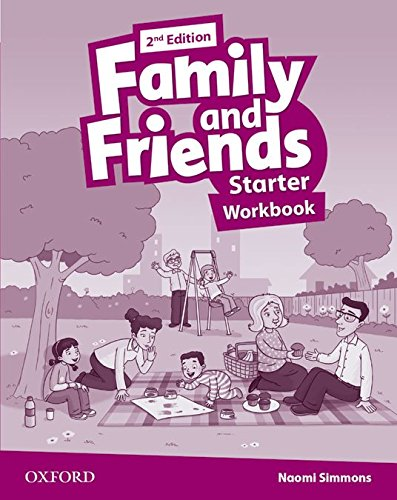 Family and Friends: Family & Friends Starter: Workbook 2ª Edición (Family & Friends Second Edition)