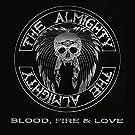 Blood Fire Love