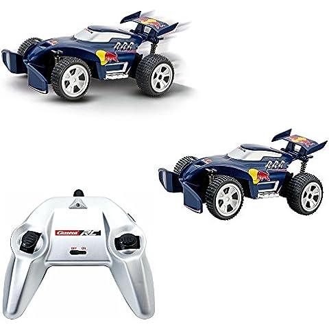 Carrera RC - Red Bull RC1, coche con radiocontrol, 2.4 GHz, escala 1:20 (370201025)