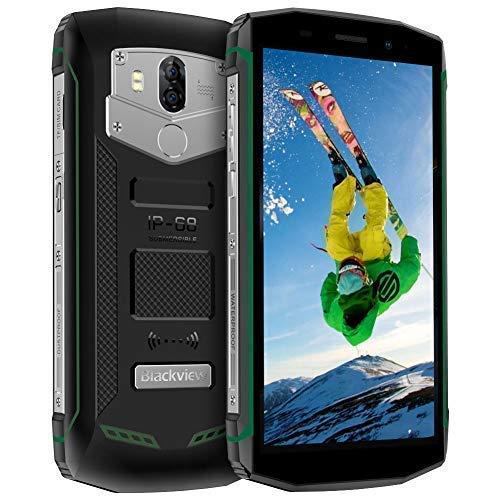 Blackview BV5800,Teléfono Resistente 5580mAh