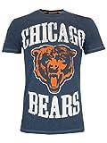 Chicago Bears - Camiseta para hombre NFL - Talla Small