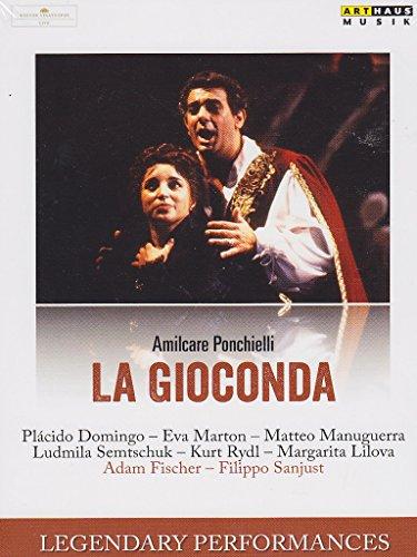 Ponchielli: La Gioconda (Legendary Performances) [Blu-ray]