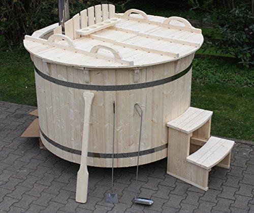 Hot Tub Badezuber Badebotich Whirlpool Garten Pool Schwimmbecken