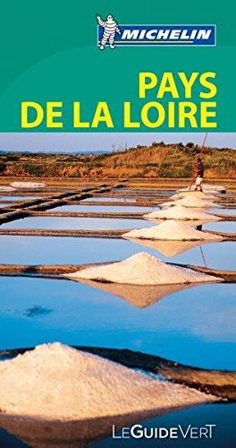 Guide Vert Pays de la Loire Michelin