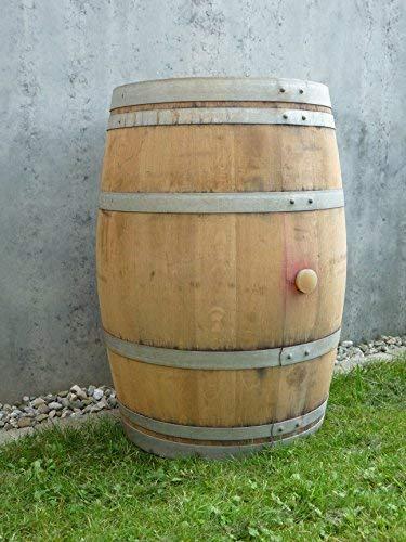 Stehtisch Tisch aus Holzfass, Gartentisch Weinfass, Fass, Barrique Tisch aus Eiche Holz 225 Liter - 6