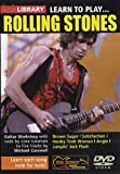 Lick Library: Learn To Play The Rolling Stones. Pour Guitare