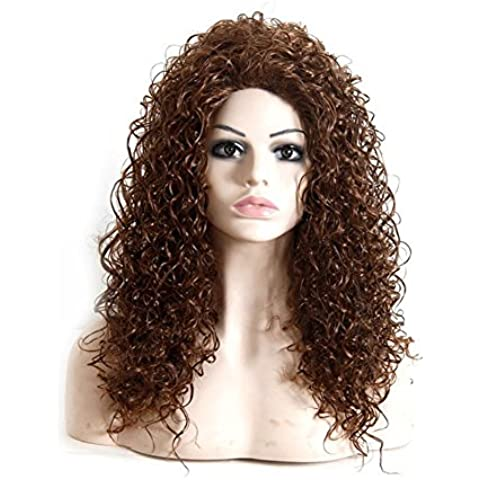 XYXY Parrucca sintetica parrucca per le donne di