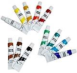 Artico - Colori acrilici - 12 tubetti