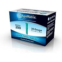 AgaMatrix Ultrathin Lancets 28G 200 Pack preisvergleich bei billige-tabletten.eu
