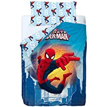 Saco Nórdico SPIDERMAN FIRE para cama 90 cms.