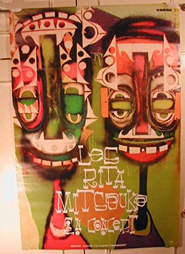 Rita Mitsouko - 80X120Cm Affiche / Poster